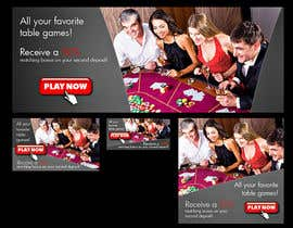 #2 for Table Games Banner for an Online Casino by Spector01