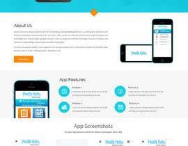 Nro 6 kilpailuun Website for Clinic Information App käyttäjältä zaxsol