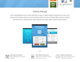 Nro 2 kilpailuun Website for Clinic Information App käyttäjältä Poornah