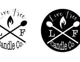 Nro 18 kilpailuun Design a Logo for Candle Company käyttäjältä KaterinaTah