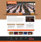 Contest Entry #9 for Design a Website Mockup for Bhagvad Yoga Website