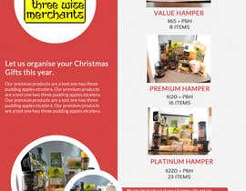 #1 for Graphic Design work for Email Brochure by sammi67