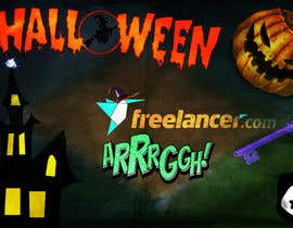 nº 19 pour Halloweenify the Freelancer.com Logo! par filipposmichael