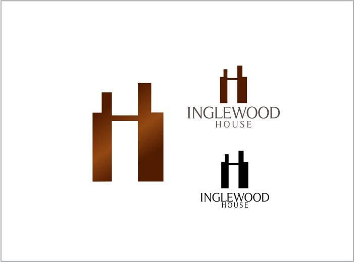 Penyertaan Peraduan #107 untuk Design a Logo for Inglewood House