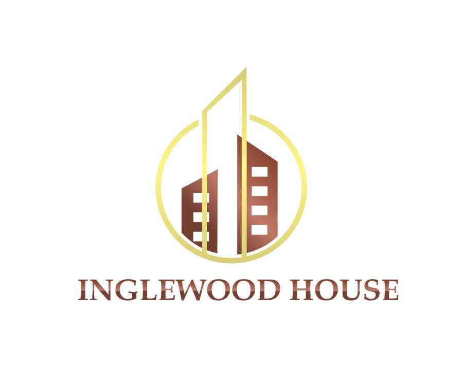 Proposition n°                                        100                                      du concours                                         Design a Logo for Inglewood House