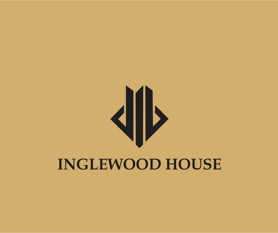 Penyertaan Peraduan #102 untuk Design a Logo for Inglewood House