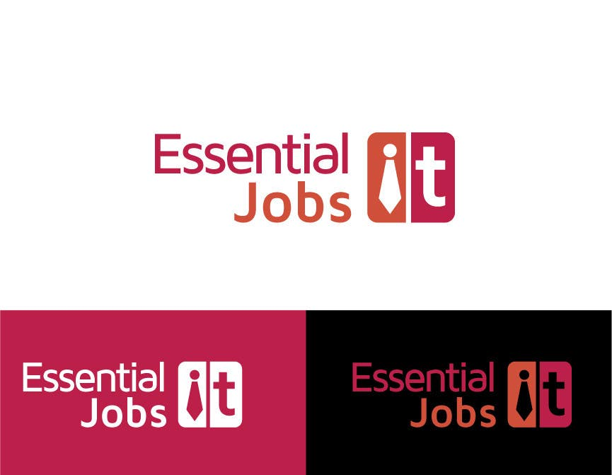 #47 for Logo Design for EssentialITJobs.ch by ideaz13