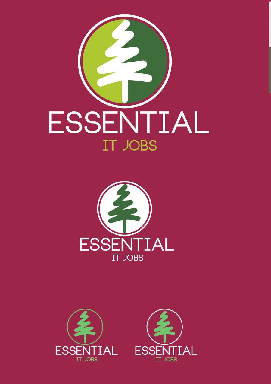 #108 for Logo Design for EssentialITJobs.ch by fouziaali22