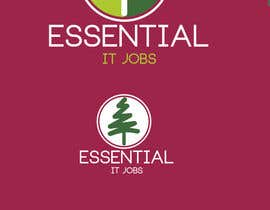 nº 108 pour Logo Design for EssentialITJobs.ch par fouziaali22