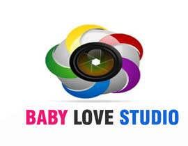 Nro 71 kilpailuun Ontwerp een Logo for Baby Love Studio Photography käyttäjältä Asadzaka