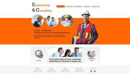 #2 para Engineering & Consulting por zicmedia
