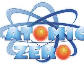 #58 para Board Game Logo for Atomic Zero por BlueMonkeyStudio