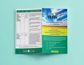 Nro 11 kilpailuun Design an events brochure käyttäjältä manthanpednekar