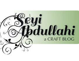 #4 for Design a Logo for Craft Designer's Blog af aqdesigns