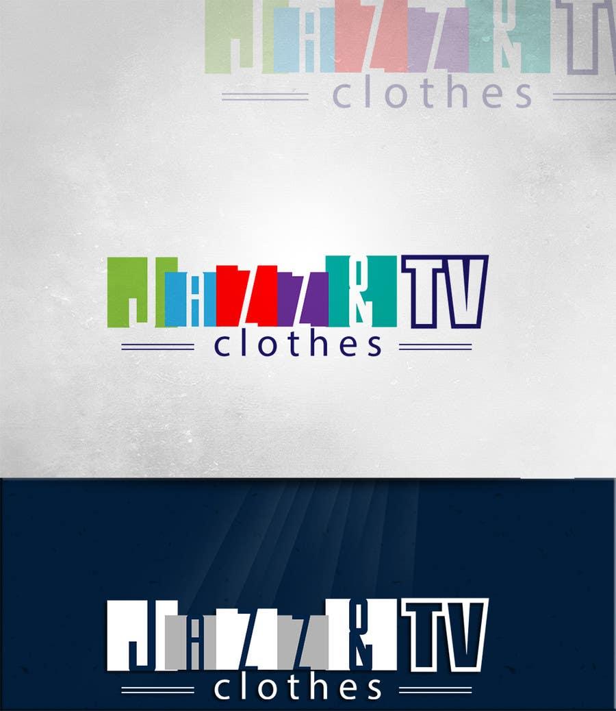 Kilpailutyö #27 kilpailussa Logo design for Jazz & Tv Clothes