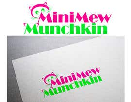Nro 13 kilpailuun Design a Logo for MiniMew Munchkins käyttäjältä fireacefist