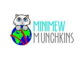 #19 for Design a Logo for MiniMew Munchkins by riyutama