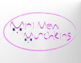 Nro 33 kilpailuun Design a Logo for MiniMew Munchkins käyttäjältä rasithagamage