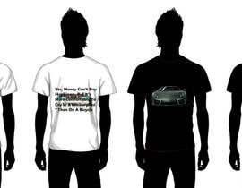 #2 cho Design en T-Shirt for Car fans! bởi karim1409