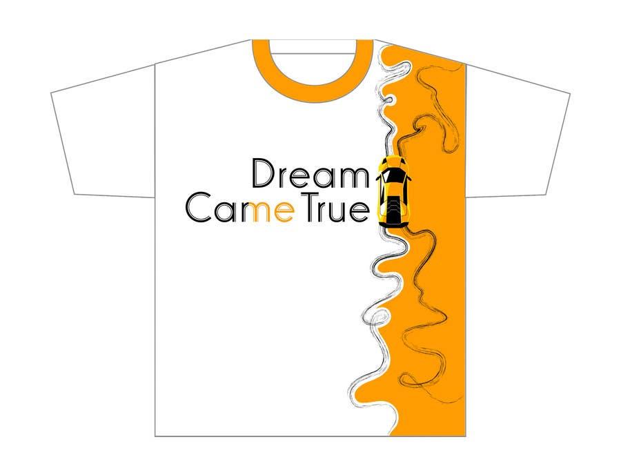 #5 for Design en T-Shirt for Car fans! by izvergNat