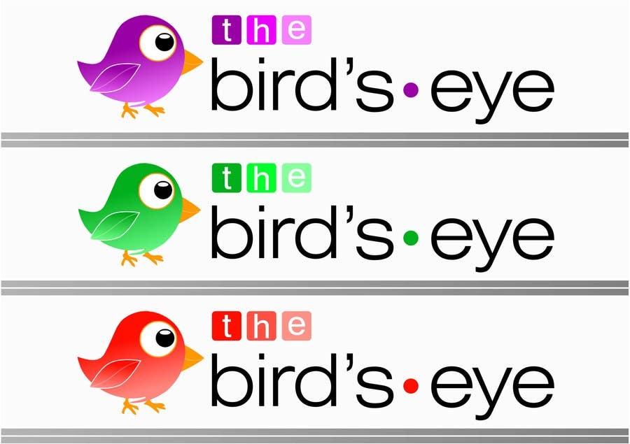 Bài tham dự cuộc thi #30 cho Draw a cute bird for an advertising flyer