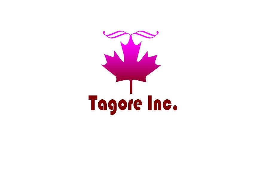 Proposition n°                                        25                                      du concours                                         Design a Logo for Tagore Inc.