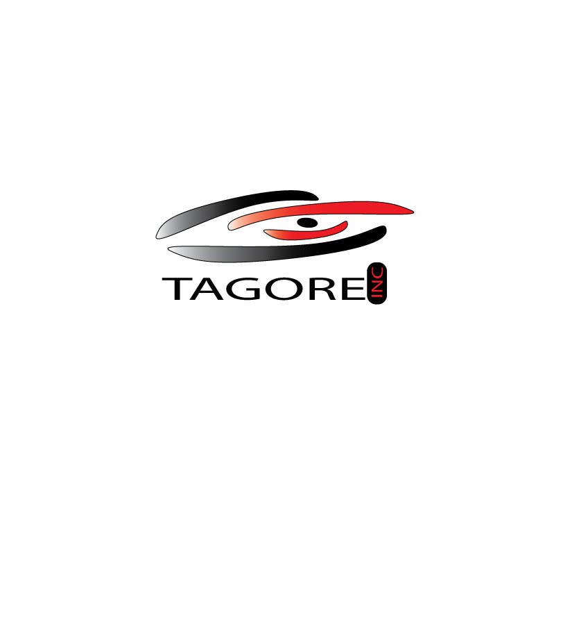 Proposition n°                                        70                                      du concours                                         Design a Logo for Tagore Inc.