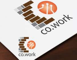 Nro 3 kilpailuun Logo and branding for Co.Work käyttäjältä mcabalda