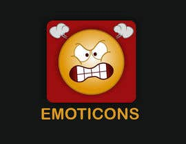 ganchevam tarafından Design a logo for a mobile app called Emoticons için no 13