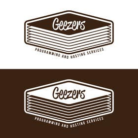 #5 for Design a Logo for Geezers by gaborhavasi