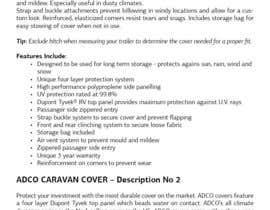 Nro 21 kilpailuun Rewrite Product Descriptions käyttäjältä darkoosk
