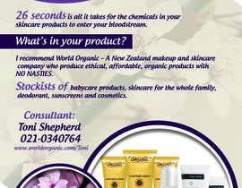Nro 10 kilpailuun World Organics Products käyttäjältä semsemvfx