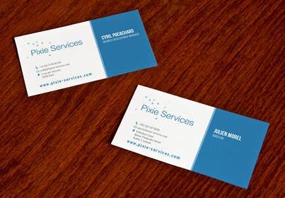 #26 for Business Cards for our company by gaborhavasi
