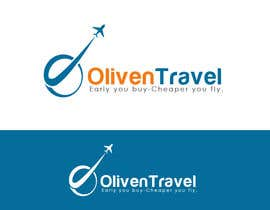#140 cho Design logo for travel agency bởi alexandracol