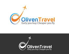 #166 cho Design logo for travel agency bởi alexandracol