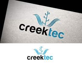 manish997 tarafından create a logo for CreekTec için no 2