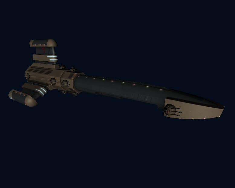 #8 for Do some 3D Modelling for a SciFi Video Game by Hedgecog