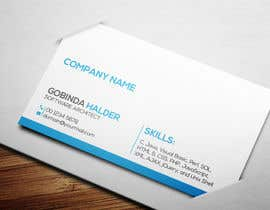 smartghart tarafından Need a business card for a software architect için no 7