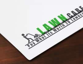 Nro 18 kilpailuun I need a logo designed for lawncare company käyttäjältä nbvqwerty