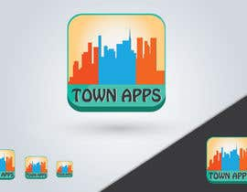 #47 for Logo for TownApps by nareshitech
