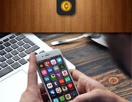 jonAtom008 tarafından Design a Logo for App için no 78