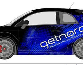 dulphy82 tarafından Design (improve) car livery için no 28