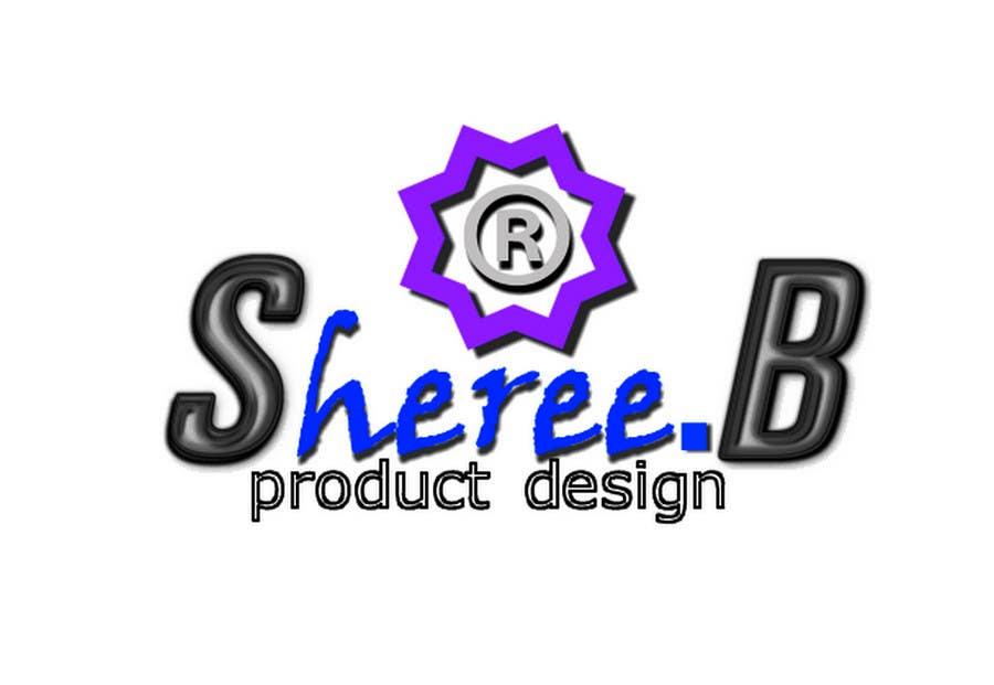 Конкурсная заявка №236 для Logo Design for Sheree B Product Design