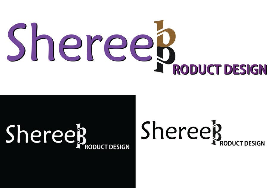Contest Entry #42 for Logo Design for Sheree B Product Design