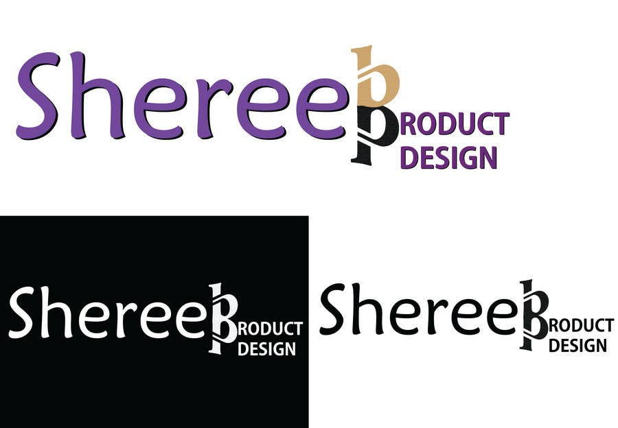 Contest Entry #                                        43                                      for                                         Logo Design for Sheree B Product Design