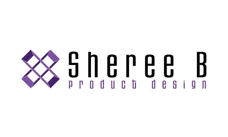 """Intrarea #46 pentru concursul """"Logo Design for Sheree B Product Design"""""""