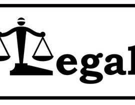 Nro 9 kilpailuun Design a Logo LEGAL WEBSITE käyttäjältä maxdzhavala