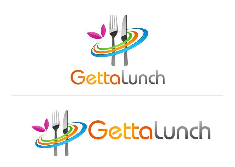Contest Entry #19 for Design a Logo for GettaLunch!