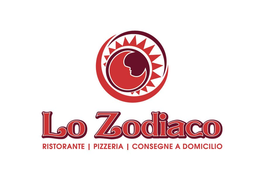 #49 for Logo re-design and street sign for an Italian restaurant and pizzeria by AnaKostovic27