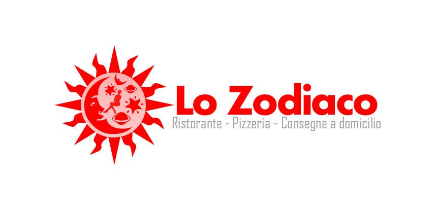 #65 for Logo re-design and street sign for an Italian restaurant and pizzeria by riyutama